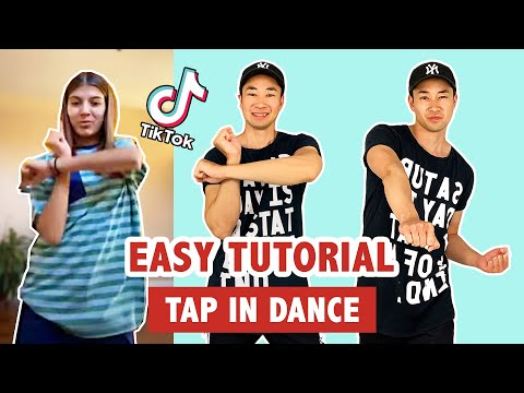 TAP IN TUTORIAL | EASY TIK TOK DANCE