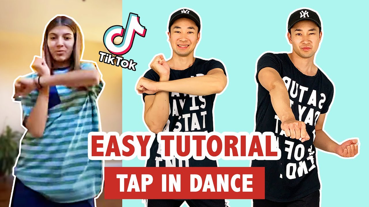 Tap In Tutorial Easy Tik Tok Dance Youtube