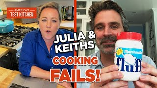 Ask the Test Kitchen with Julia Collin Davison and Keith Dresser