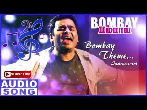 Bombay Tamil Movie Songs | Bombay Theme Song | Arvind Swamy | Maniratnam | A R Rahman | Music Master