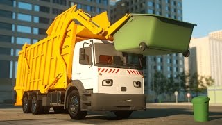 George the Garbage Truck - Real City Heroes (RCH)
