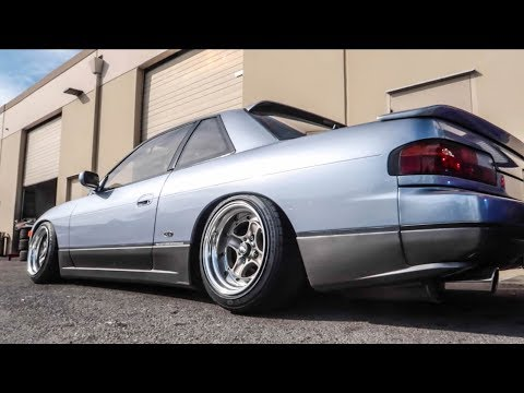 Stancenation RHD S13 Coupe!