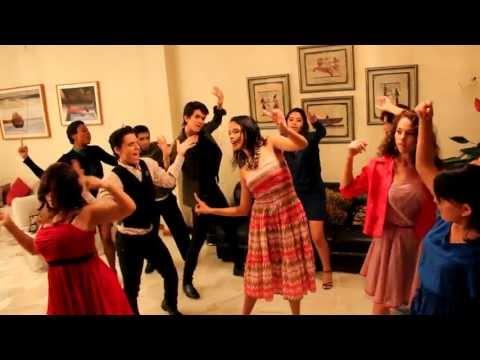Glee- Let's Have A Kiki/Turkey Lurkey Time (Remake)