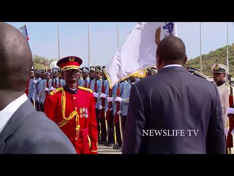 UHURU DEACTIVATES ALL HIS SOCIAL MEDIA ACCOUNTS WHILE IN NAMIBIA ,,,,FIND OUT WHY