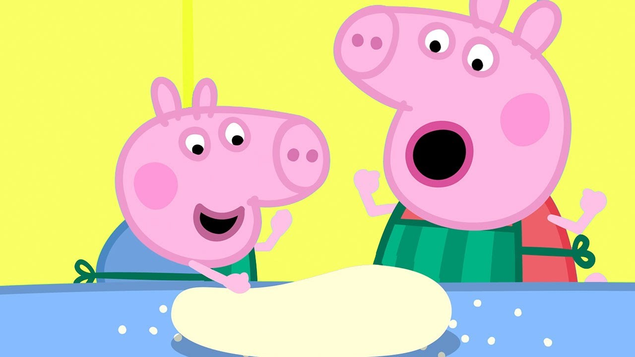 Peppa Pig Official Channel | Peppa Pig Makes the Best Pizza in the World