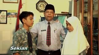 """Film Pelajar """"Kiambang Bertaut"""" produksi SMPN 2 Delitua Deli Serdang"""