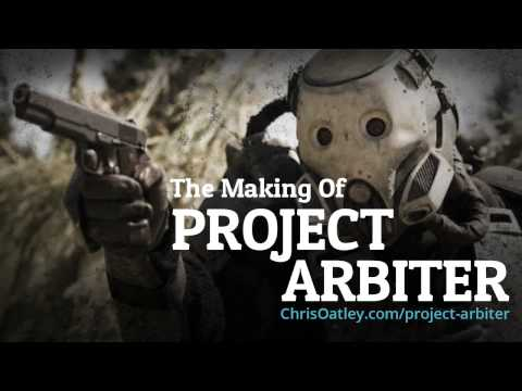 An Indie Sci-Fi Short Film With A Big-Budget Look: The Making Of 'Project Arbiter' :: ArtCast #78