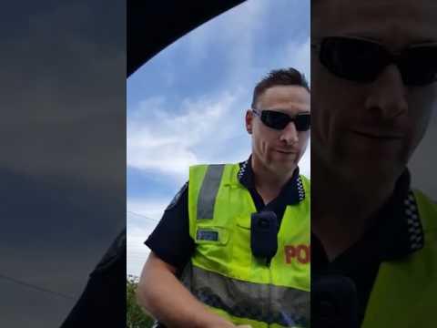 Cop Gets Schooled at RBT