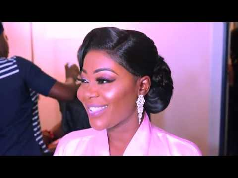 Bridal hairstyles / Frontal wedding Updos [BJ Video 1]