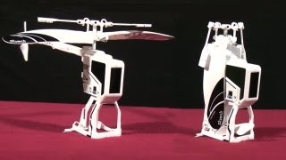 Folding Helicopter-Silverlit Heli Cube-Exclusive First Look