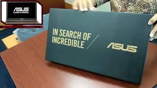 Unboxing Laptop Asus X541UV