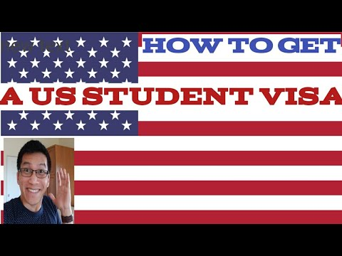 HOW TO GET A US STUDENT VISA FOR FILIPINO 2018