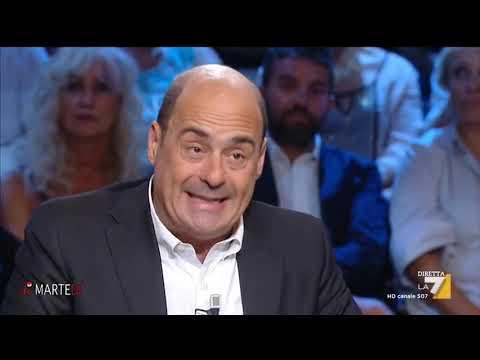 Nicola Zingaretti su Giuseppe Conte: 'Avrei scelto un altro Premier per mostrare più ...