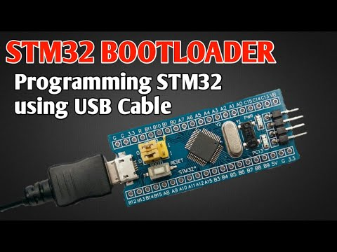 STM32F4 Discovery board - Keil 5 IDE with CubeMX: Tutorial 15 USB