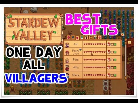 stardew valley gift guide reddit