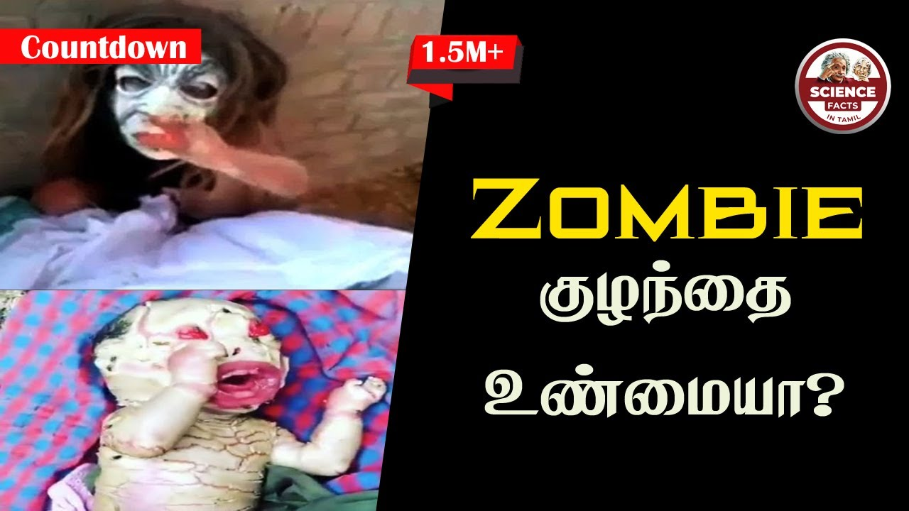 Download அசாமில் பிறந்தது சாம்பி குழந்தையா?|zombie baby|Alien in punjab|Debunked|Tamil|SFIT