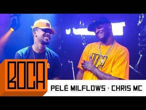 Pelé Milflows & Chris Mc - Sem Drama