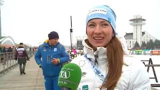 Дарья Домрачева: «От биатлона мне нужно немного отдохнуть…»