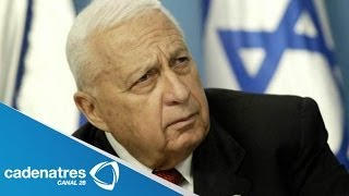 ¿Quién fue  Ariel Sharon? / Muere ex primer ministro israelí Ariel Sharon
