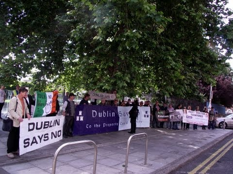 Dublin Says No Week 20 - Groups Working together