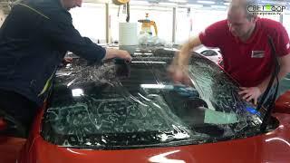 Новая защитная пленка на лобовое стекло авто - защита ветрового стекла от сколов [4К Video](, 2018-02-06T13:47:53.000Z)
