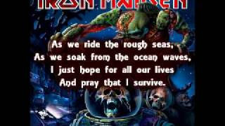Iron Maiden-The Talisman-Lyrics Subtitled-The Final Frontier