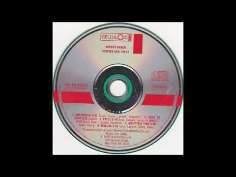 Ginger Baker - A3. Satou (Horses & Trees, 1986)