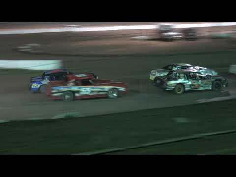 IMCA Stock Cars Main Event 3/9/2019 @ Canyon Speedway Park