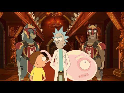 Rick and Morty - Temporada 5   Trailer Oficial hbo max latinoamérica