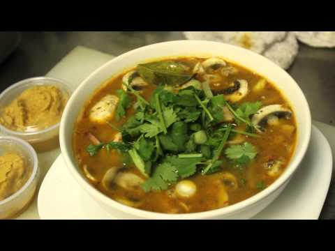 Bangkok Corner Thai Cuisine. Costa Mesa, CA (Clip1)