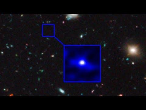 UDFj-39546284 – действительно ли самая далекая от нас галактика?
