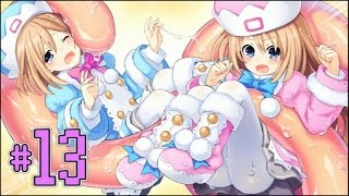 LICKING AND BRAINWASHING FETISHES!? - Ep 13 - Hyperdimension Neptunia Re;Birth2