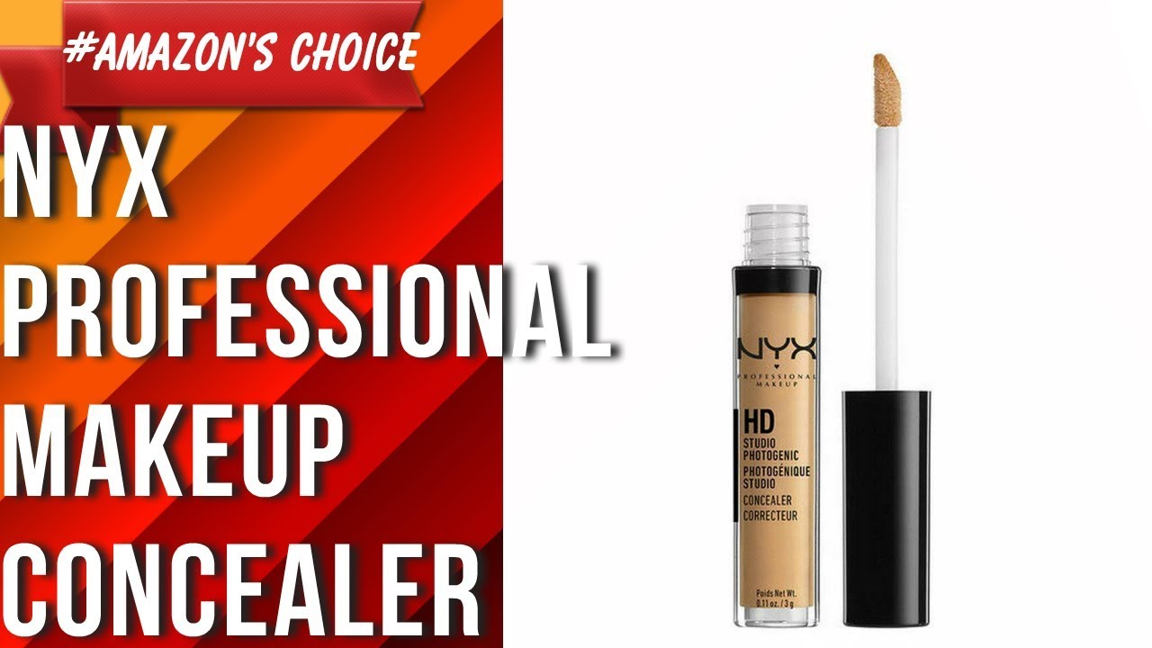 NYX Professional Makeup Concealer Wand, Fair, 0 11 Ounce