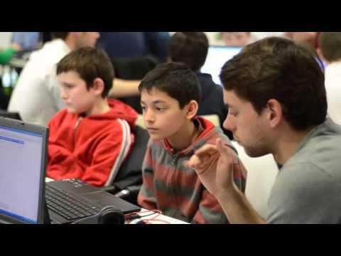 Girls in ICT and Coder Dojo