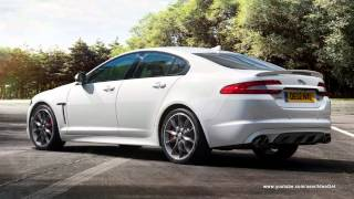 2013 New Jaguar XFR Speed