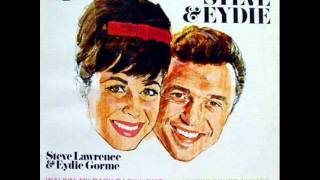 Close Your Eyes, Take A Deep Breath by Steve Lawrence & Eydie Gorme on 1968 Vocalion LP.