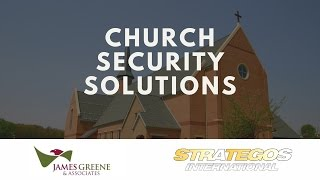 Leading Insurer for Churches Forms Alliance with Strategos International for Security Training