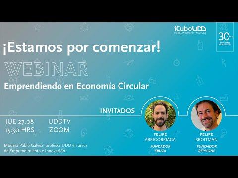Emprendiendo en Economía Circular