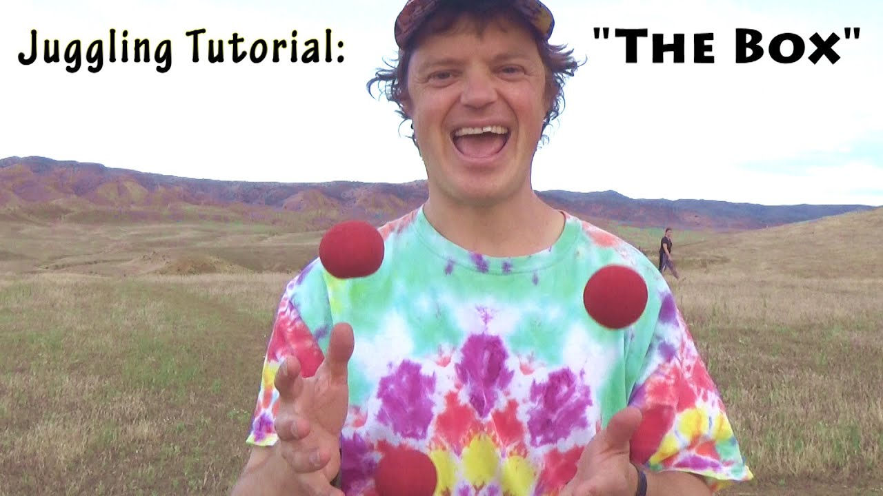 How to learn to juggle 2,3,4 or 5 balls 45