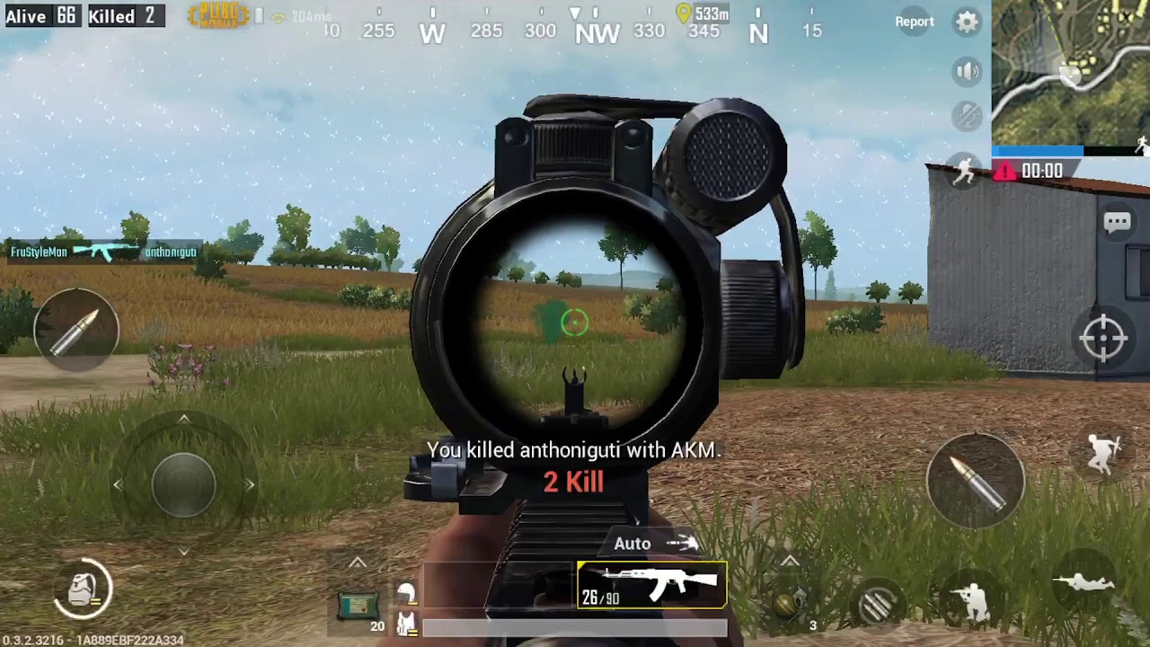 Pubg Hd Graphics Supported Mobile: PUBG Mobile Gameplay. Full Game. HD Graphics!