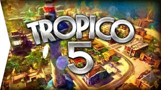 Tropico 5 ► First Time Campaign Gameplay! - [Gamer Encounters]