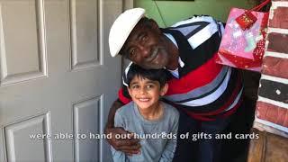 Muslim Youth Giving Gifts Door to Door