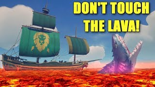 Video Sea of Thieves - The Water is Lava download MP3, 3GP, MP4, WEBM, AVI, FLV September 2018