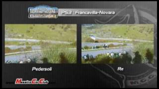 Confronto Perdersoli vs Re - Rally Taormina 2009 prova Francavilla Novara