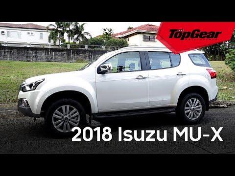 Review: Isuzu MU-X RZ4e 4x2 LS-A Blue Power