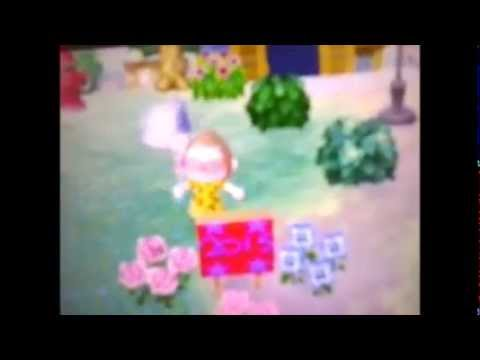 ma ville et moi dans animal crossing new leaf youtube. Black Bedroom Furniture Sets. Home Design Ideas