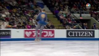 Quadruple Toe Loop Alexandra Trusova
