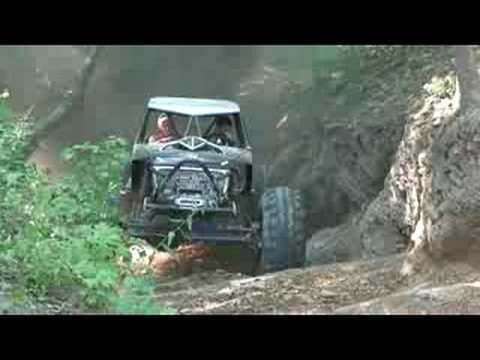 Wide Open Design Buggy On Cable Hill Youtube