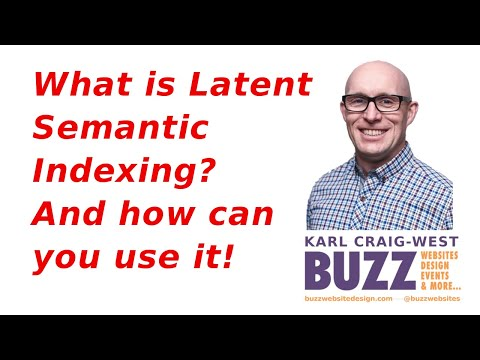 What is Latent Semantic Indexing and how you can use it