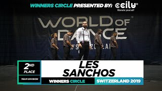 Les Sancho | 2nd Place Upper Team |Winner Circle|World of Dance Switzerland Qualifier 2019|#WODSWZ19